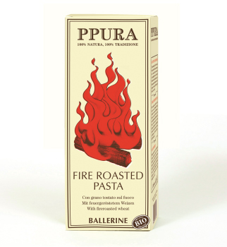 Pasta Ballerine «Fire roasted»