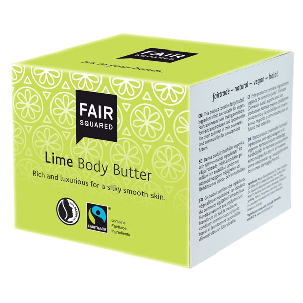 Bodybutter Lime