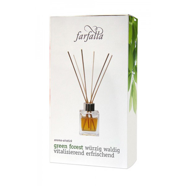 Aroma-Airstick «Beautiful Green Forest», Set