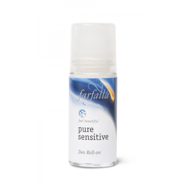 Deo Roll-on «pure sensitive»