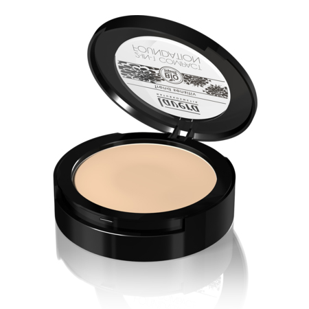 2-in-1 Compact Foundation «Ivory 01»