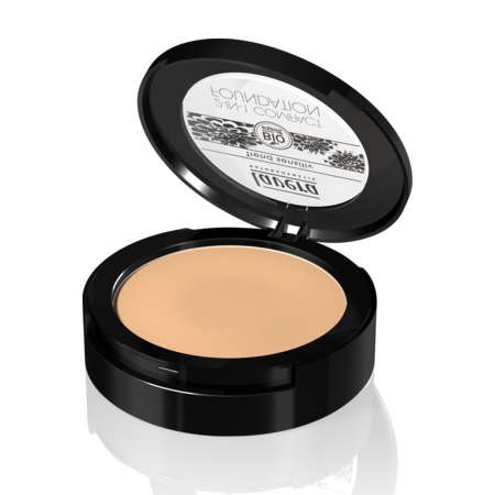 2-in-1 Compact Foundation «Honey 03»