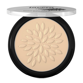 Mineral Compact Powder «Honey 03»