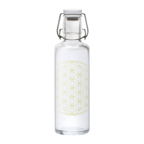 Trinkflasche Flower of Life, 6 dl