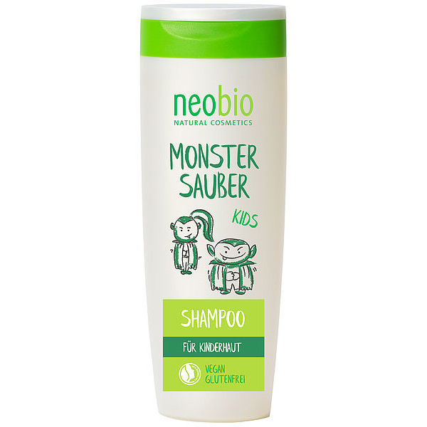 Kids Shampoo «Monstersauber»