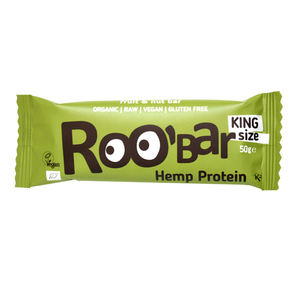 Roo'bar «Hanf Protein»