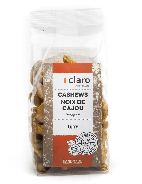 Cashews «Curry»