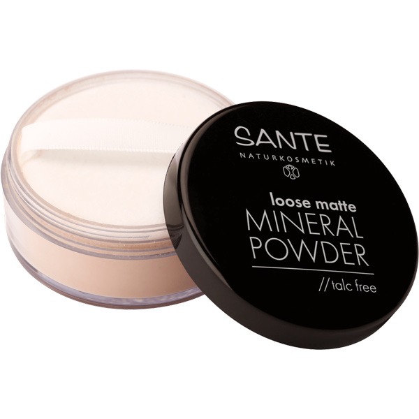 Loose Powder Matte Mineral 02, sand