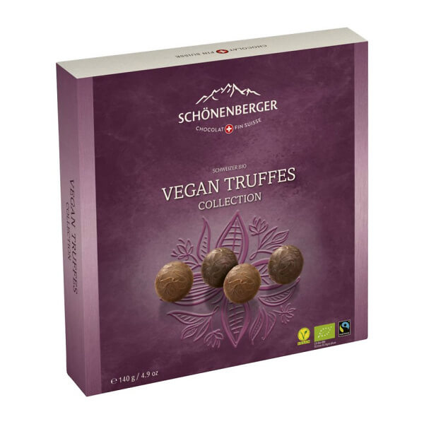 Truffes Collection Vegan