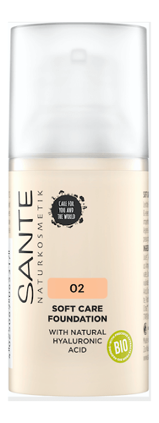 Foundation Soft Care 02 Neutral Beige