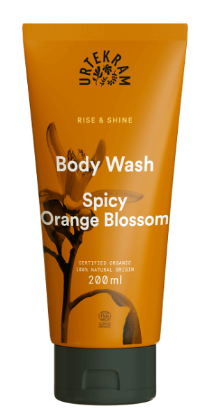 Bodywash Spicy Orange Blossom