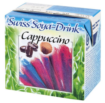 Soya-Drink «Cappuccino», 0.5 l