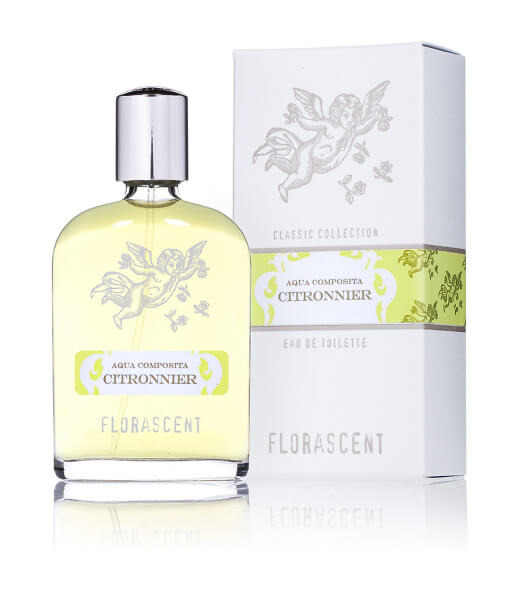 Eau de Toilette «Citronnier», 30 ml