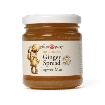 Ginger Spread, Ingwer Mus