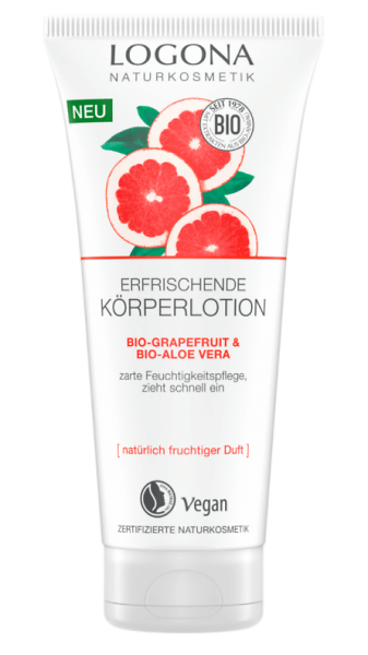 Körperlotion Grapefruits & Aloe Vera