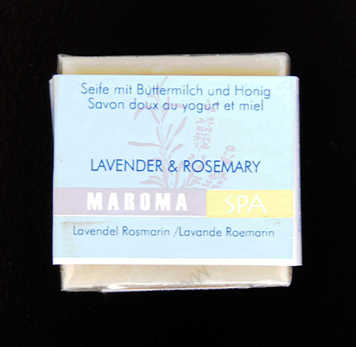 Mini-Seife SPA «Lavender/Rosemary»