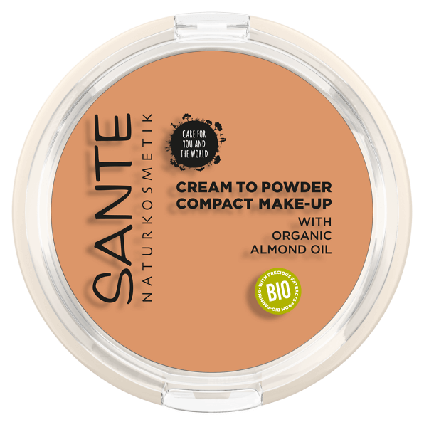 Compact Make-up 03, Cool Beige